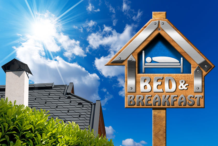 Sacramento Bed & Breakfast Insurance