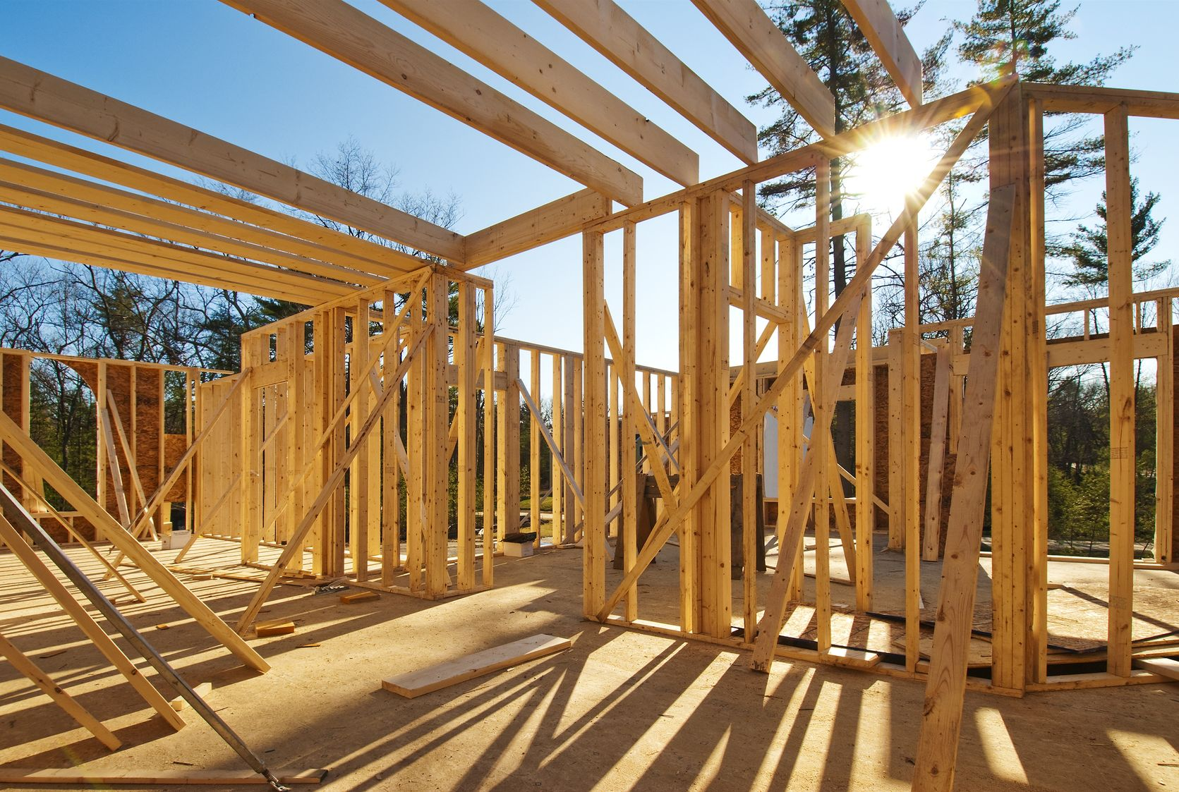 Sacramento, CA. Course of Construction Insurance